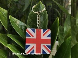 Móc Khóa Cờ Nước Anh